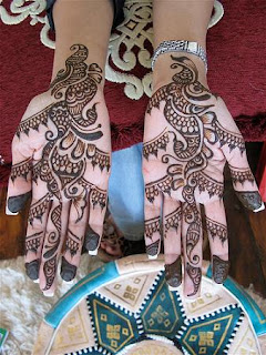 MANGO DESIGNS HENNA ART