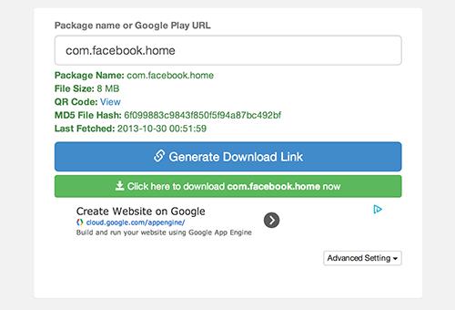 Tải về tập tin cài đặt APK trực tiếp từ Google Play một cách dễ dàng