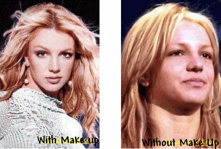 No Makeup Makeup. she#39;s wearing no makeup