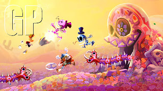 rayman legends mariachi madness screen 1 Rayman Legends   Mariachi Madness Screenshots