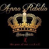 Anno Rebelio out now on iTunes (Click Cover)