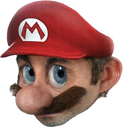 Super Mario nella Realt