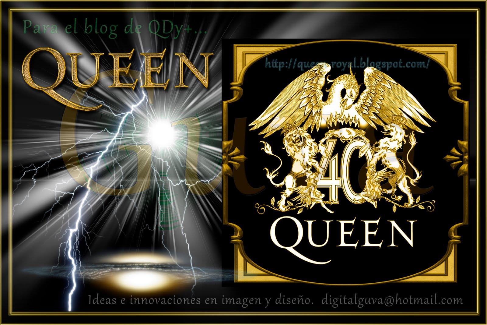 Queen Diseños y más...Tributo a: Freddie Mercury, John Deacon, Brian May & Roger Taylor