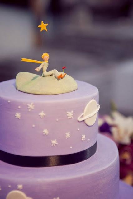 Весільний торт Маленький Принц