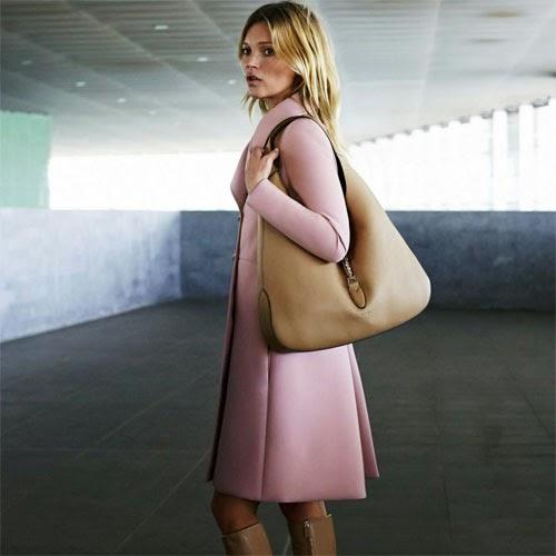 New Jackie Bag da Gucci bolsa para outono inverno 2015 com Kate Moss