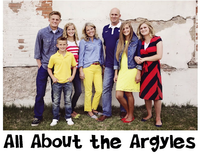 All About the Argyles