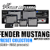 Fender Mustang Amplifier Series FUSE Presets Collection
