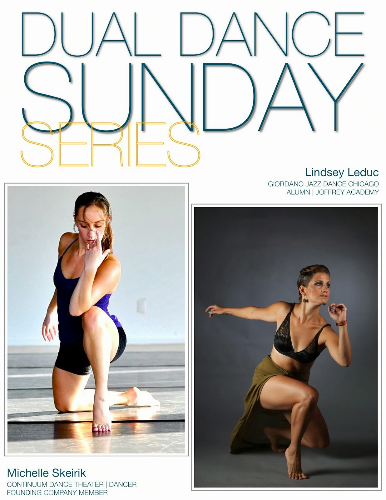 CHECK OUT PAST DUAL DANCE SUNDAY ARTISTS from our SEPTEMBER MASTER CLASS!