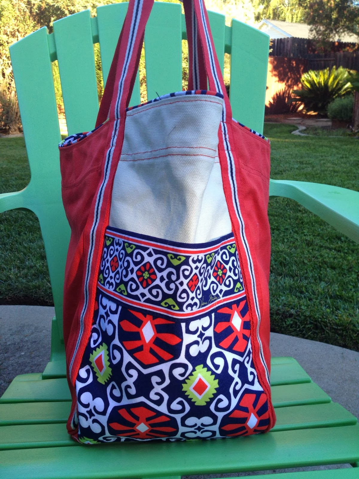 cf5d636b8481 OhMyVera! A blog about all things Vera Bradley  Vera Bradley Large ...