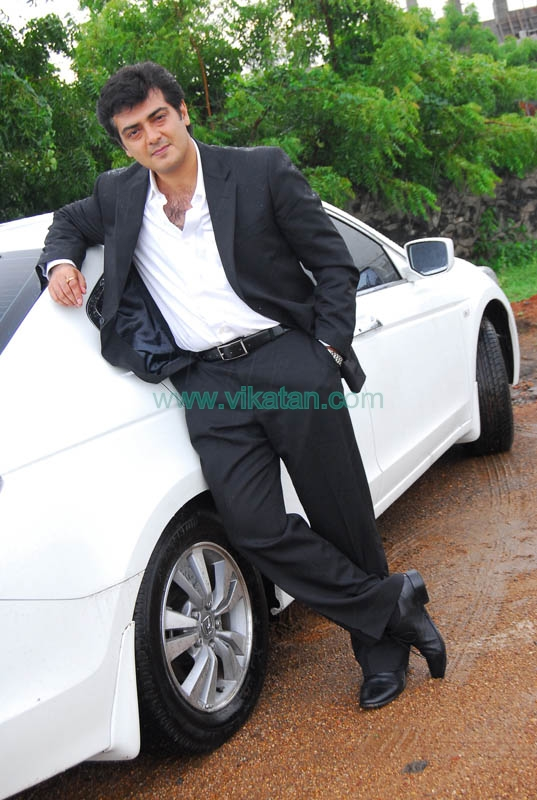 Ajith Kumar's Exclusive Unseen Pictures 30