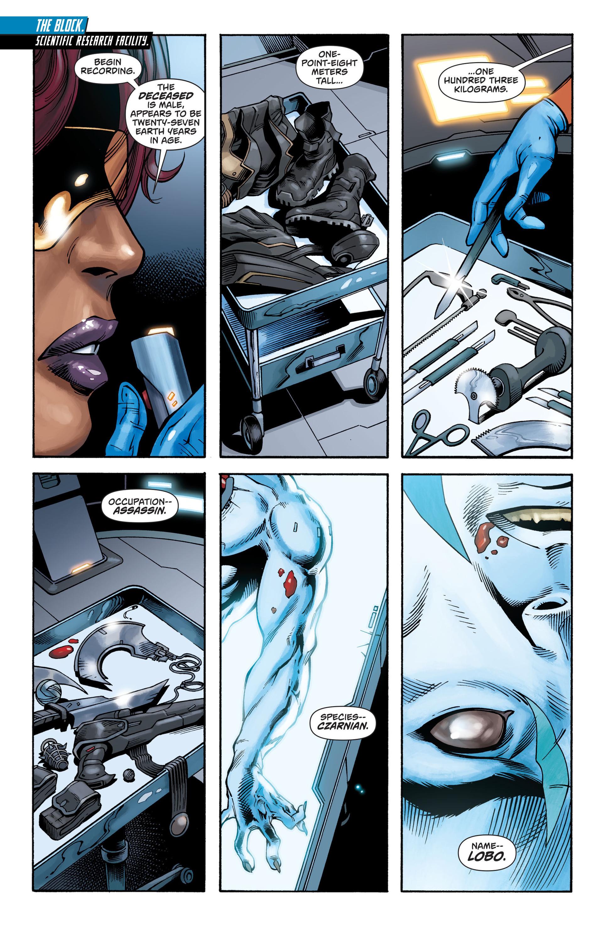 Supergirl (2011) Issue #27 #29 - English 2