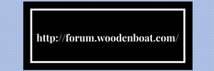 Wooden Boat Forums