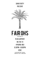 Fair Ohs (live)
