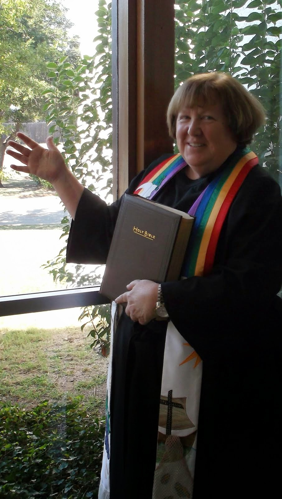 Pastor Nancy DeStefano