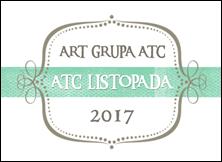 ATC mesiaca november ArtGrupa ATC
