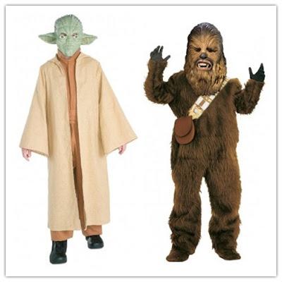 Déguisement Chewbacca enfant Deluxe Star Wars