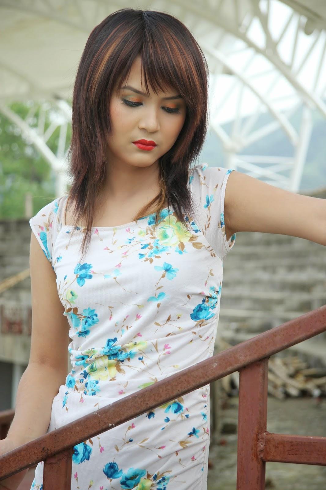 Manipuri Actress Bala shoots for South Indian Film - Sevendiary ...