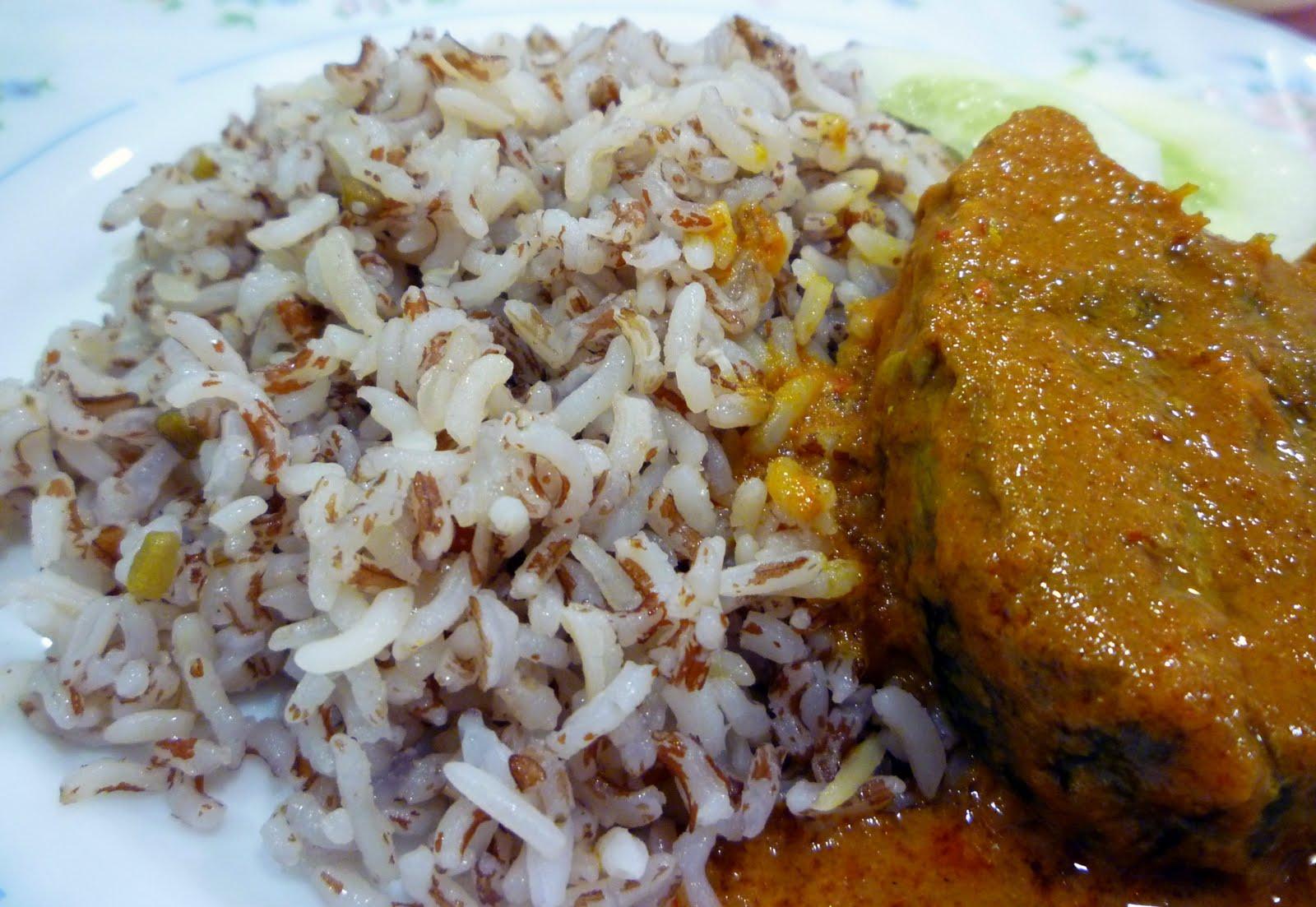 Nasi Dagang Kelantan