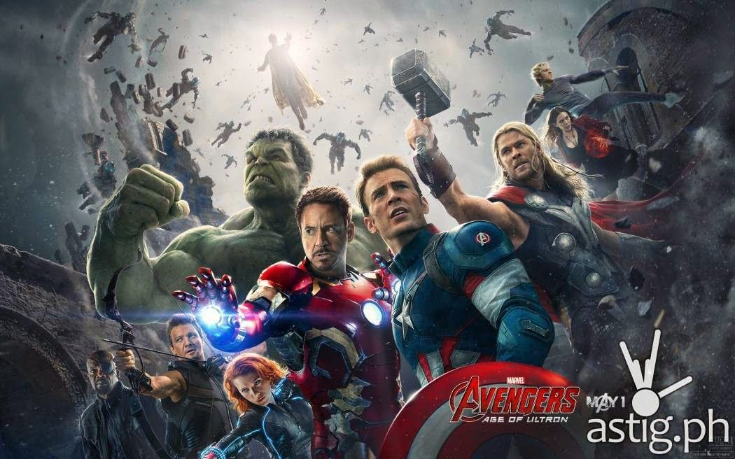 Avengers Age of Ultron, Astig ph, facebook, Philippines contest