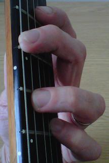 quintal guitar chords
