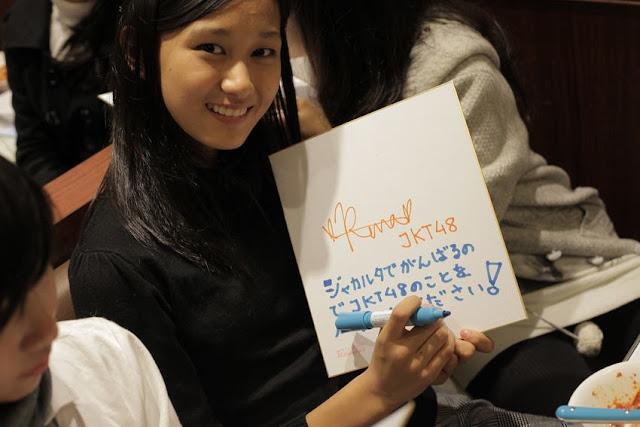 Member JKT48 Favorite Versi Fans Jepang : Rena Nozawa