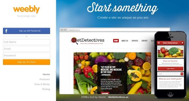 أفضل 10 مواقع تتيح لك إنشاء موقع مجاني متكامل علي الويب