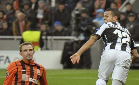 Shakthar-Juventus 0-1