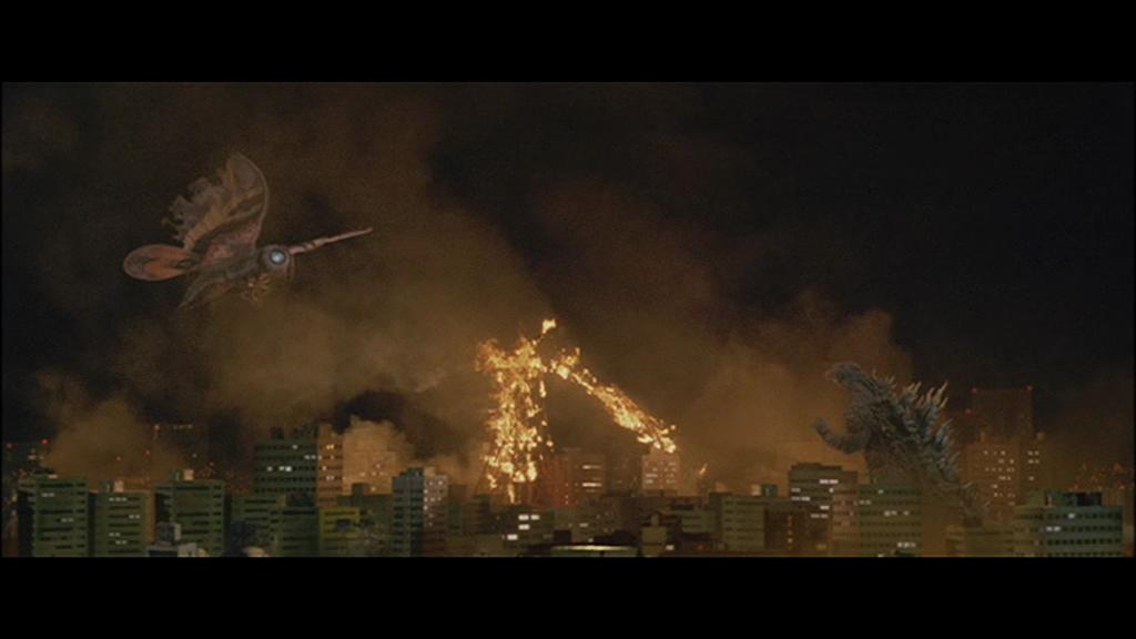 Godzilla Against Mechagodzilla Kiryu Countdown to godzilla 2014
