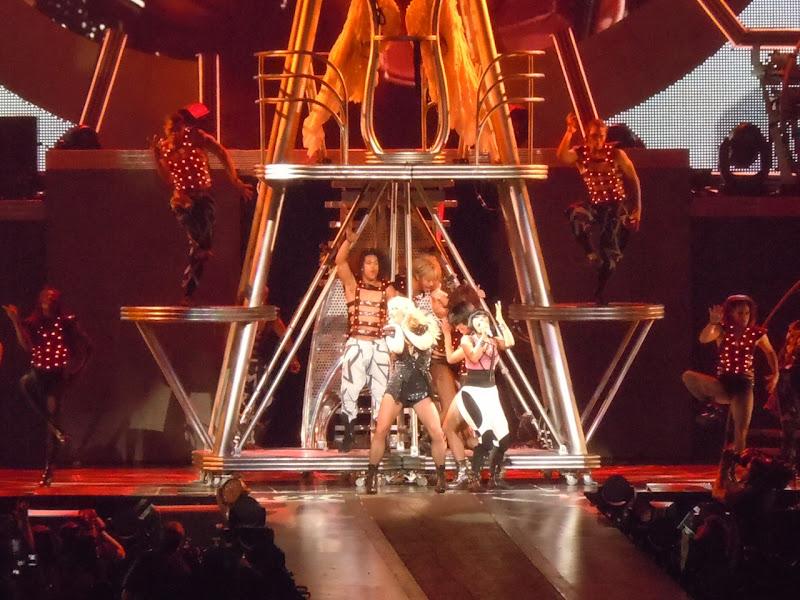 Britney Spears Nicki Minaj Femme Fatale