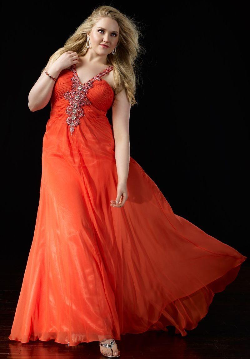 Whiteazalea Plus Size Dresses Plus Size Prom Dresses In Different