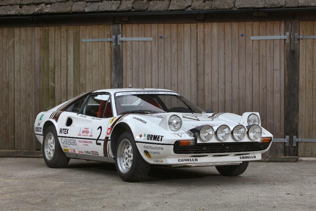 1984 Ferrari 308 GTB Michelotto Group B Rally Car for sale in UK ...