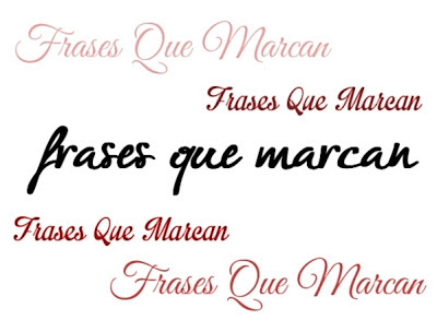 Frases Que Marcan