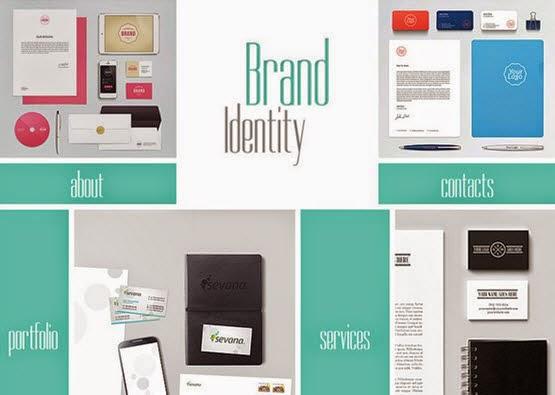 BrandIdentity Html5 Theme