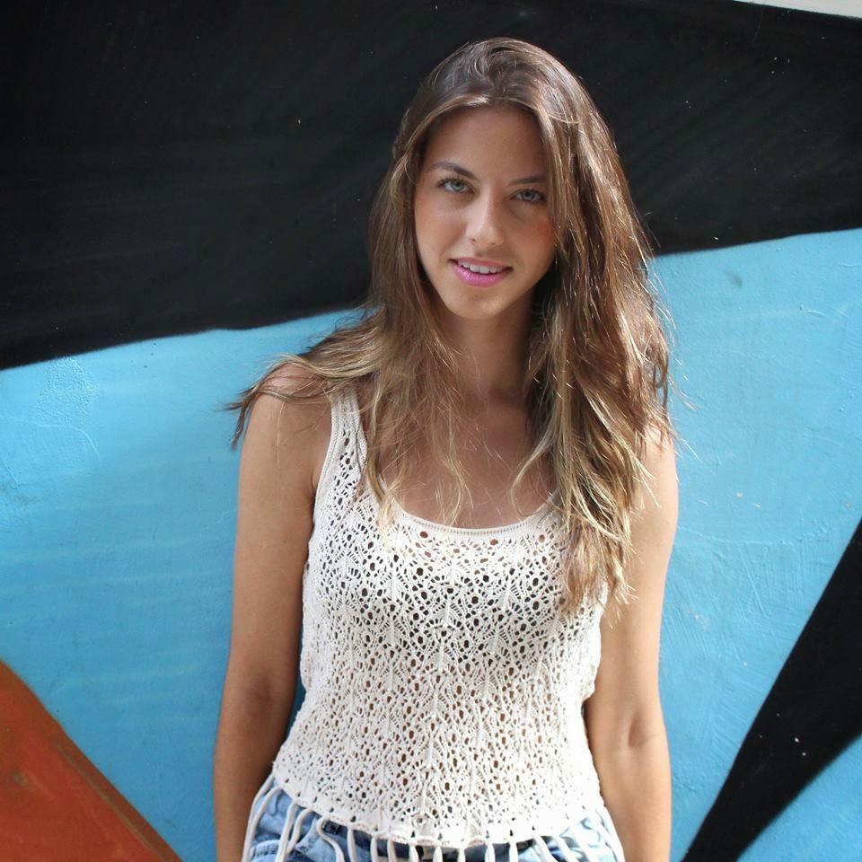 Gabriela Pasche se apresenta em SP em 02/05, no Sensorial Discos