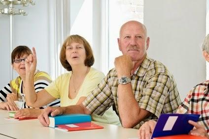 Formation à la retraite