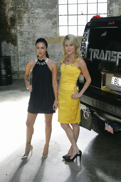 Megan Fox at 'Transformers' at Carriageworks Sydney Press Conference