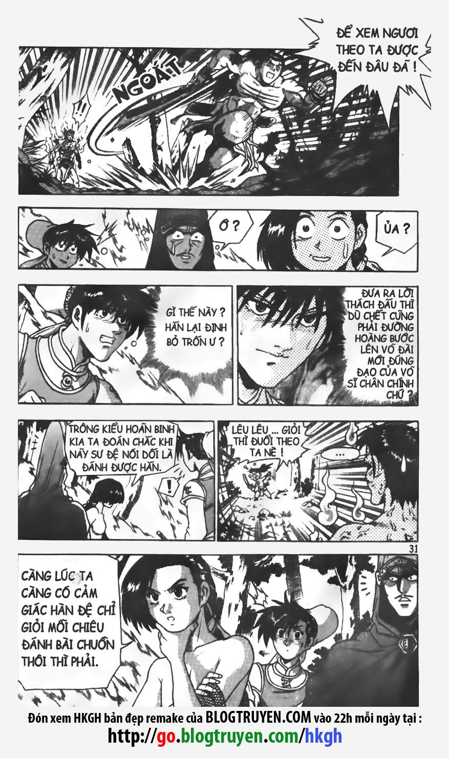 Hiệp Khách Giang Hồ chap 153 page 5 - IZTruyenTranh.com