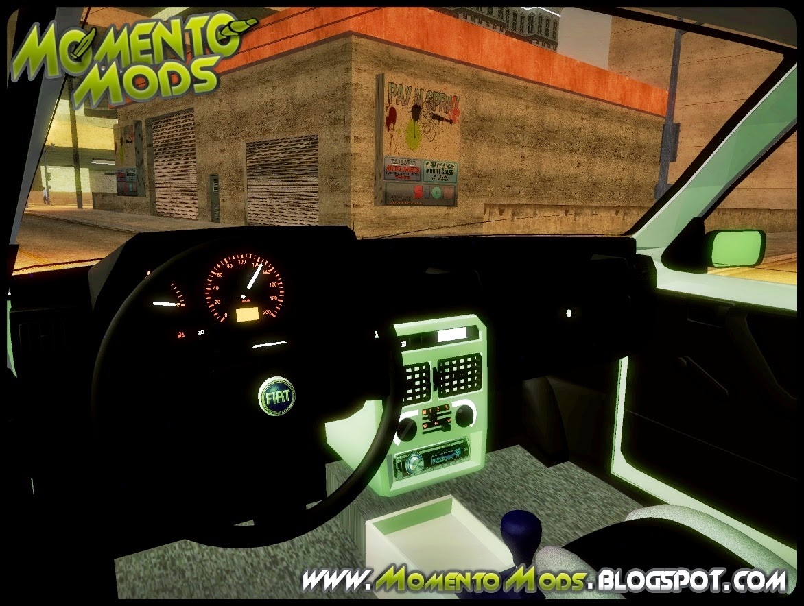 GTA SA - Uno Mille 2007