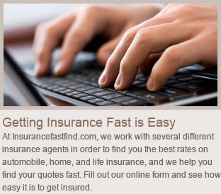 Fast And Easy Online Insurance Quotes