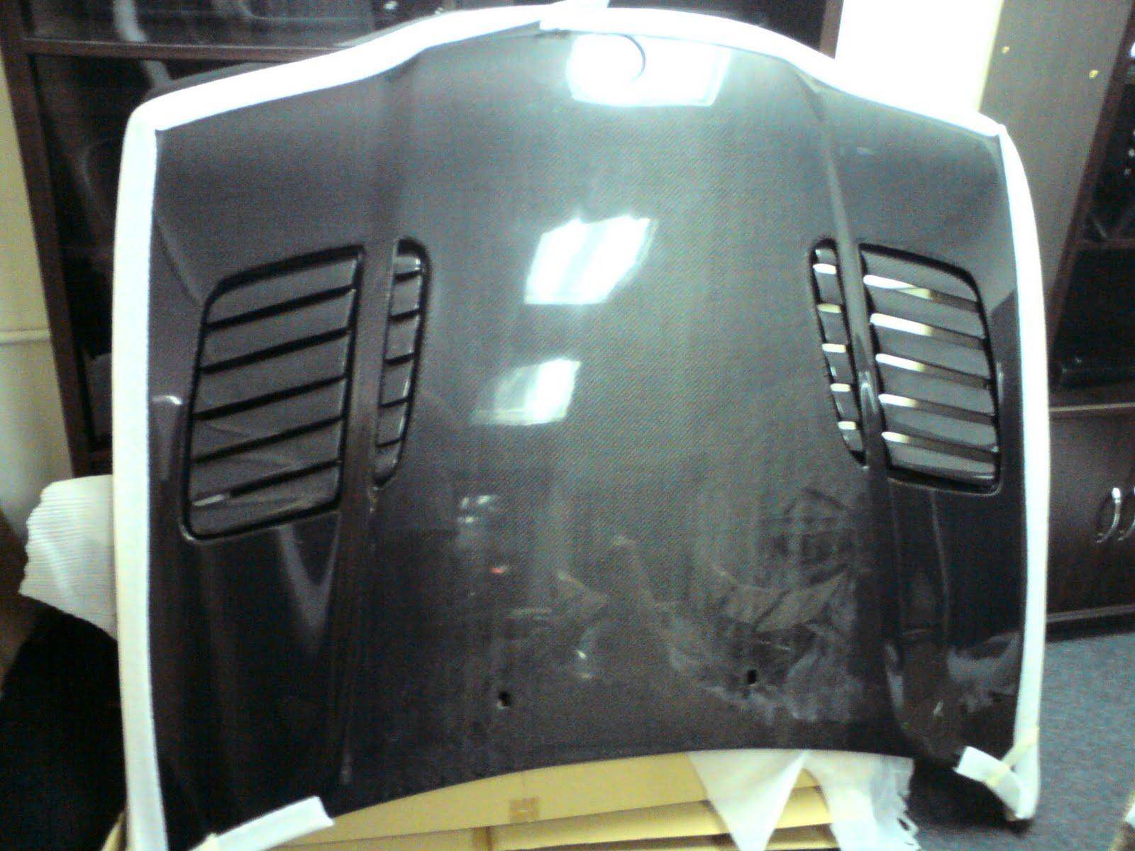 Bimmers Garage Trading Bmw E36 Gtr Design Carbon Hood