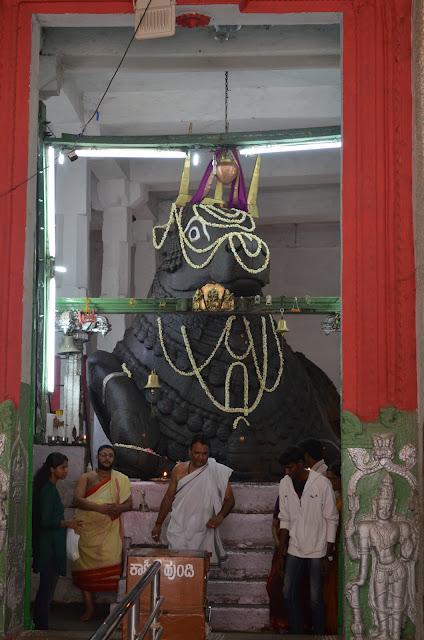 Basava Statue, Basavanagudi