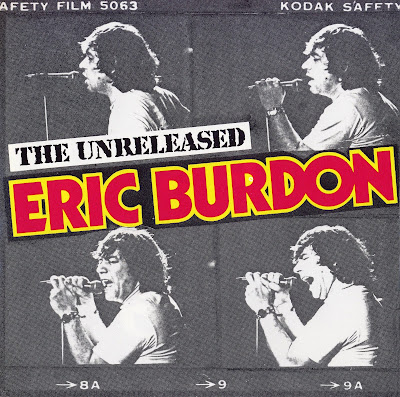 Eric Burdon – The Unreleased Eric Burdon Vol 1 (Recorded During The 70\'s - Great Classic Rock - Wave)