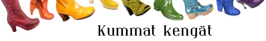 Kummat kengät