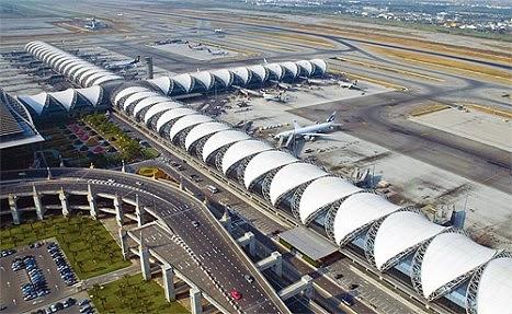 Πτήσεις από Ελλάδα προς Ταϊλάνδη - Μπανγκόκ - easy-airtickets.gr