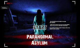 Paranormal Asylum android
