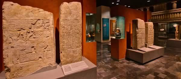 Tesoro Sala Maya Museo Nacional Antropologia