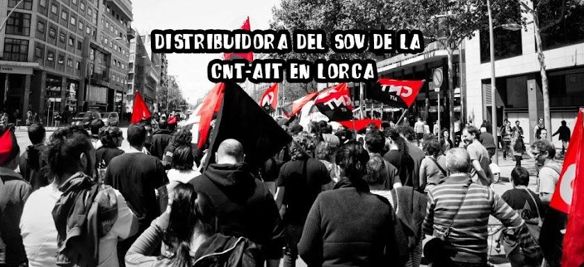 Distribuidora en LIQUIDACIÓN del SOV de CNT-AIT de Lorca