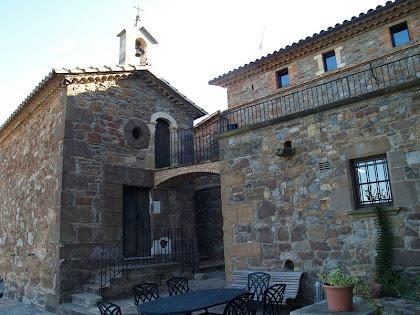 La capella de Sant Pere de Postius