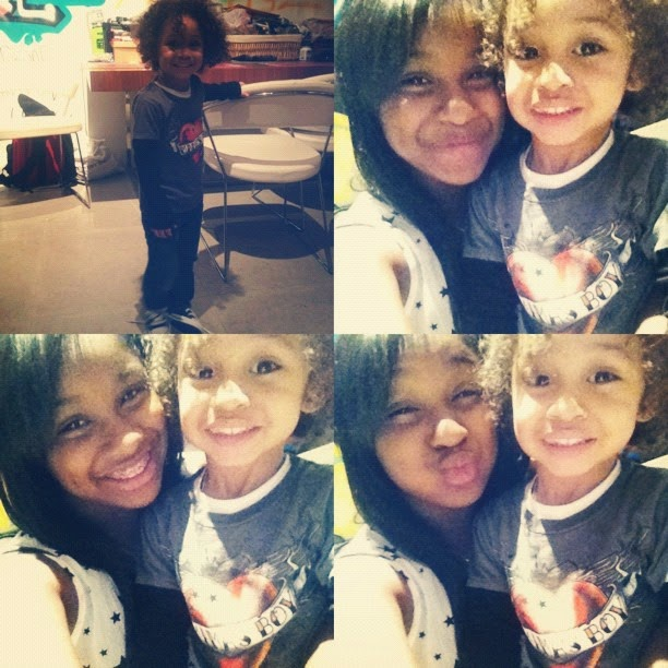 Youngmulababy com how cute are lil wayne s kids