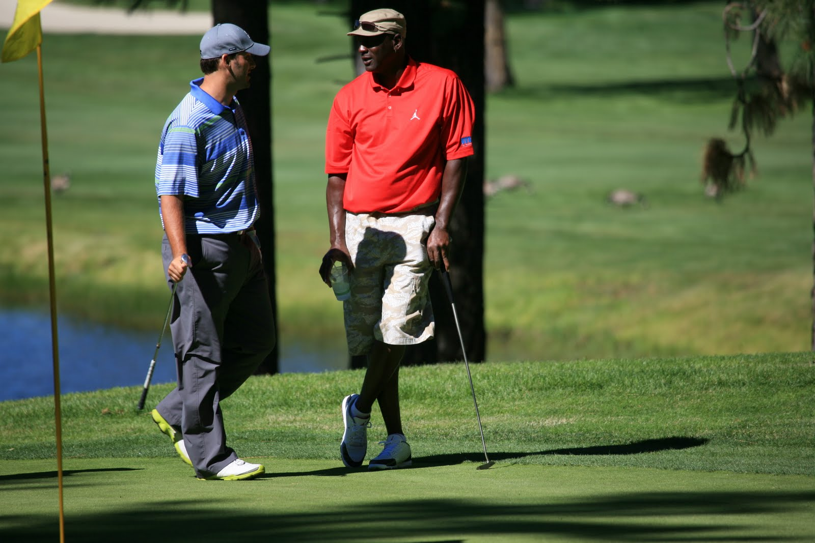 Tahoe Celebrity Golf Week